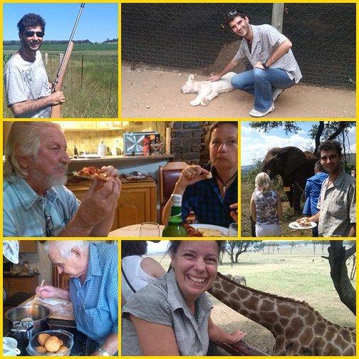 Viszlát Dél-Afrika - afrikai élmények képekben