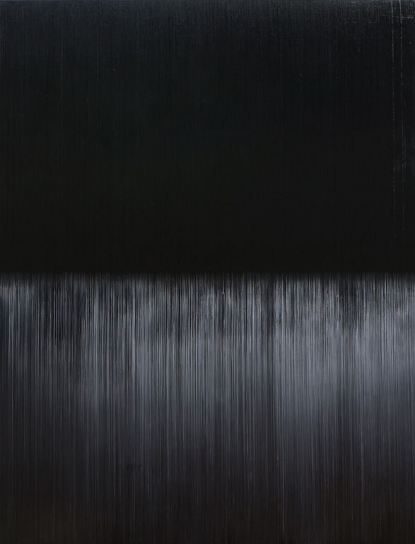 "Saatchi Online Artist: Akihito Takuma; Oil, 2012, Painting ""Lines of Flight,op.366"""
