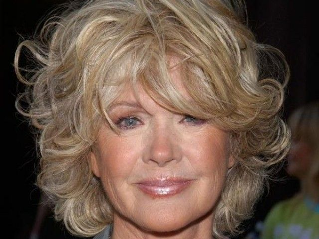 Hair Styles For Short Curly Hair Over 50: 25+ Beautiful Hairstyles For Over 60 Ideas On Pinterest