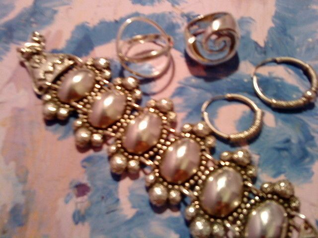 How To Clean You Silver Jewlery/Piercings
