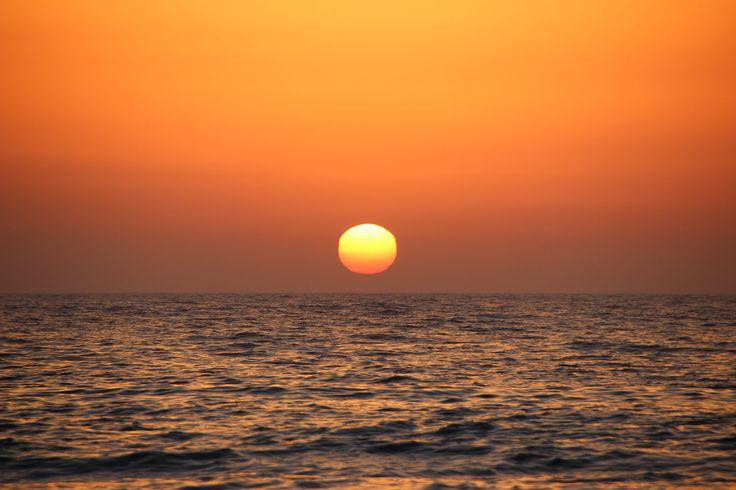 https://flic.kr/p/wbAkT2 | Sunset | Sunset at Lagouvardos beach Greece