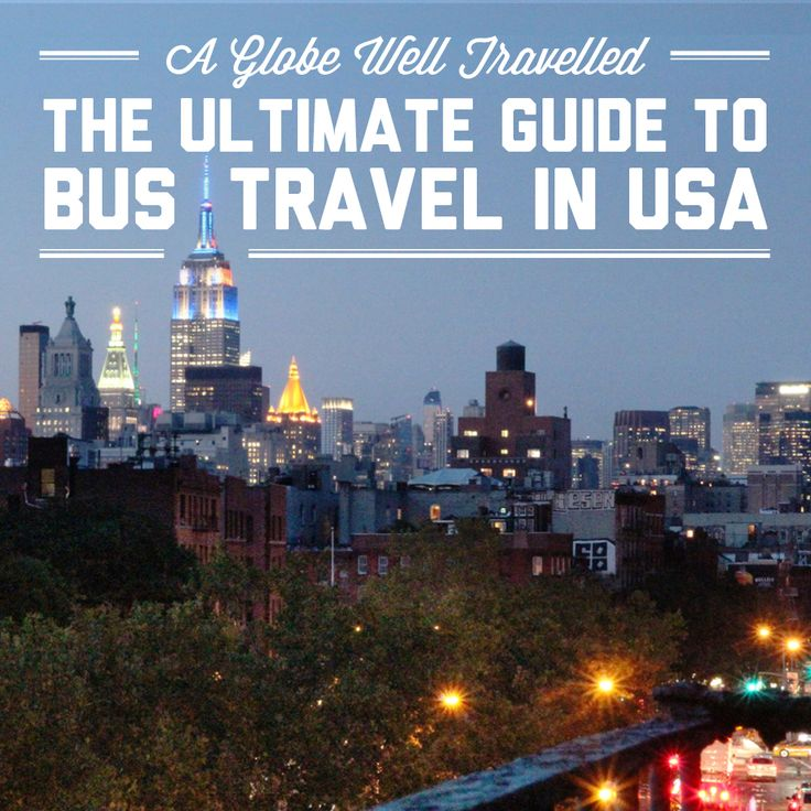 The ultimate guide to bus travel in USA