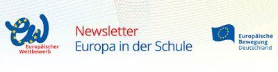 """Europa im DaF-Unterricht : Newsletter """"Europa in der Schule"""""""