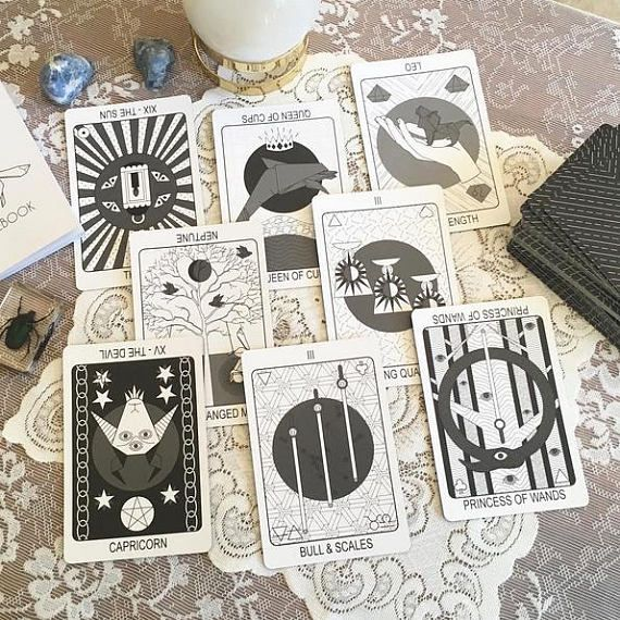 This Item Is Unavailable Etsy Unique Tarot Decks Tarot Divination Cards