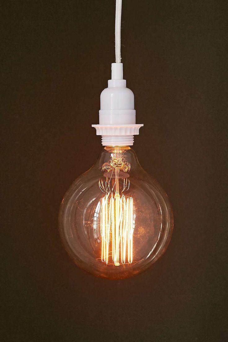 Oversized Edison Light Bulb
