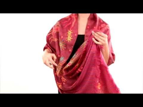 Tutorial de nudos | Pineda Covalin - YouTube. Ramp up your travel wardrobe by styling with scarves