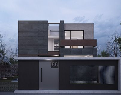 "Check out new work on my @Behance portfolio: """"S"" house remake"" http://be.net/gallery/48453537/S-house-remake"