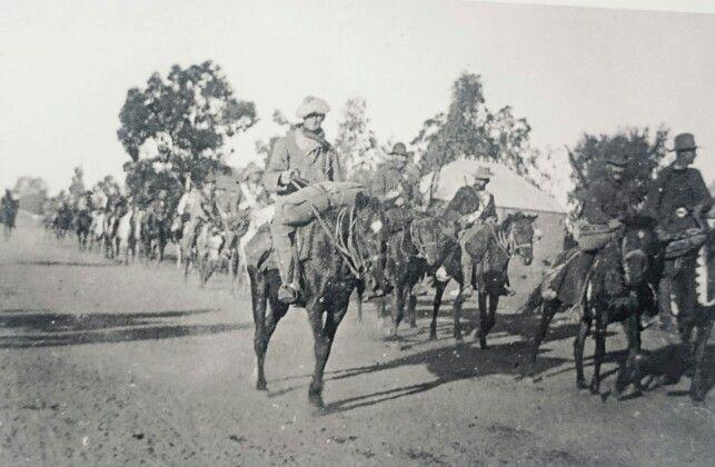 Rebelliemagte 1914.