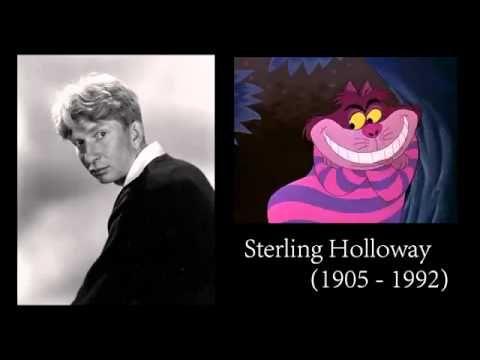 Classic Disney Voice Actors: Tribute