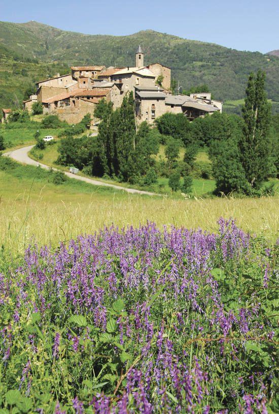 Torre de Cabdella, La Vall Fosca, Lleida Catalonia