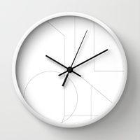 Wall Clocks by RK // DESIGN | Society6