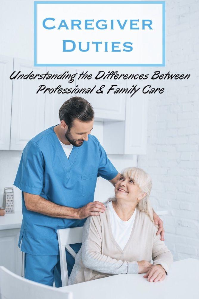 Senior Caregiver Duties In Professional Family Care Settings Senior Caregiver Caregiver Caregiver Jobs