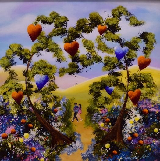 Rozanne Bell Art | Dorset based artist