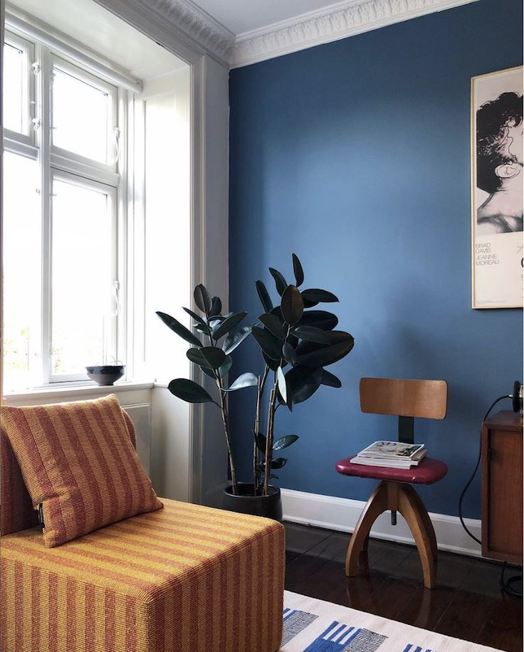 My Scandinavian Home: Embracing The Blues In The Fabulous