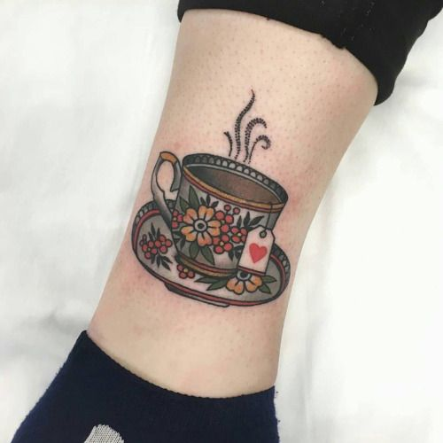 #tattoo by our apprentice Ali Fisher @alisonwanders (at WA Ink...