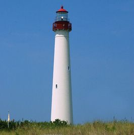 New Jersey~Cape May Lighthouse