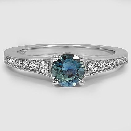 teal wedding rings best 25 teal engagement ring ideas on blue 7934