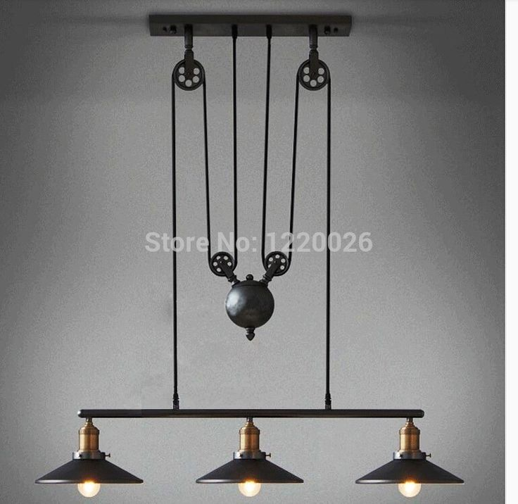 Pas cher restauration antique ways style industriel for Lampe suspension pas cher