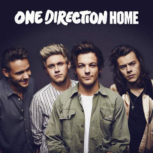 One Direction: Home (CD Single) - 2015.