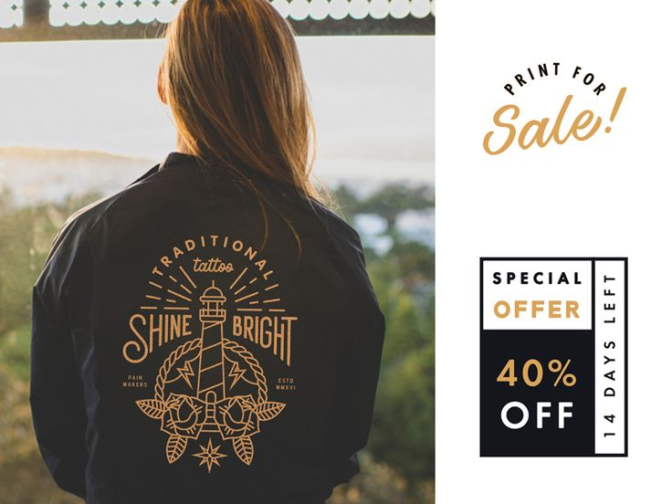 Shine Bright by Alex Spenser #Design Popular #Dribbble #shots