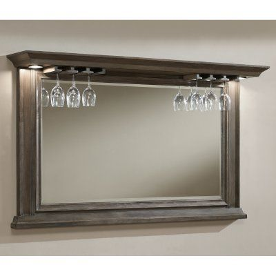 AHB Riviera Back Bar Mirror - 100842GLA