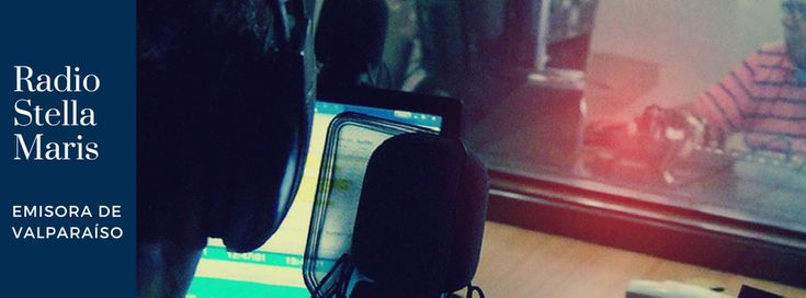 Sitio web de Radio Stella Maris de Valparaíso