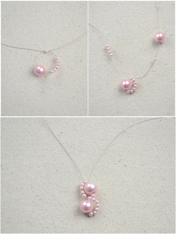 DIY les bracelets avec des perles – le bracelet ondulé d'artisanat pour les…