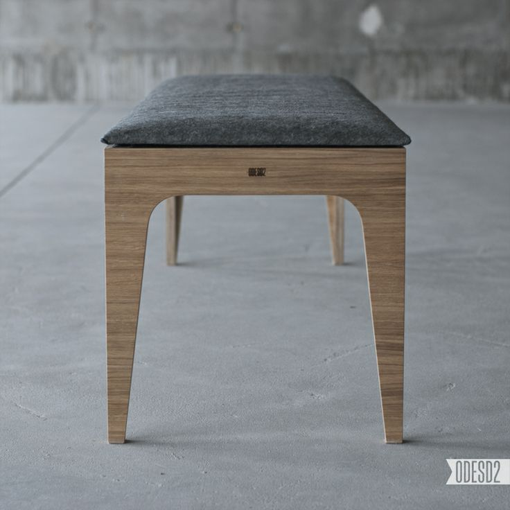 ODESD2 bench B3 with marking