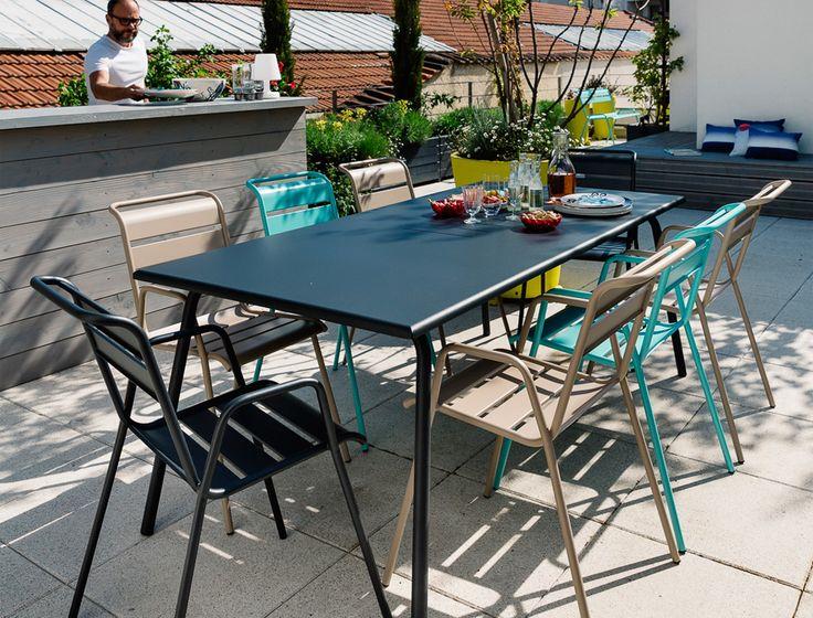 Outdoor lounge Monceau - Fermob photo 2 - Photo credit: Stephane Rambaud