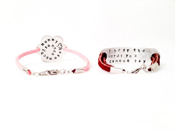 INTRO SALE Secret Message Bracelet  Little Boy by InTheBeanTime, $20.00perfect for my Haley's 9 th birthday!