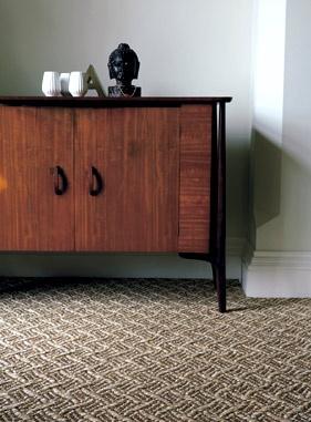 Sisal flooring