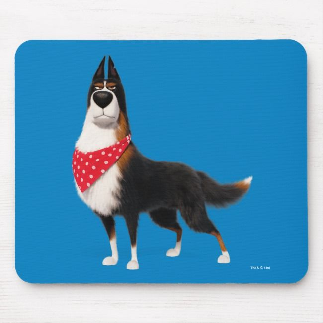 Secret Life Of Pets Rooster Mouse Pad Zazzle Com In 2020