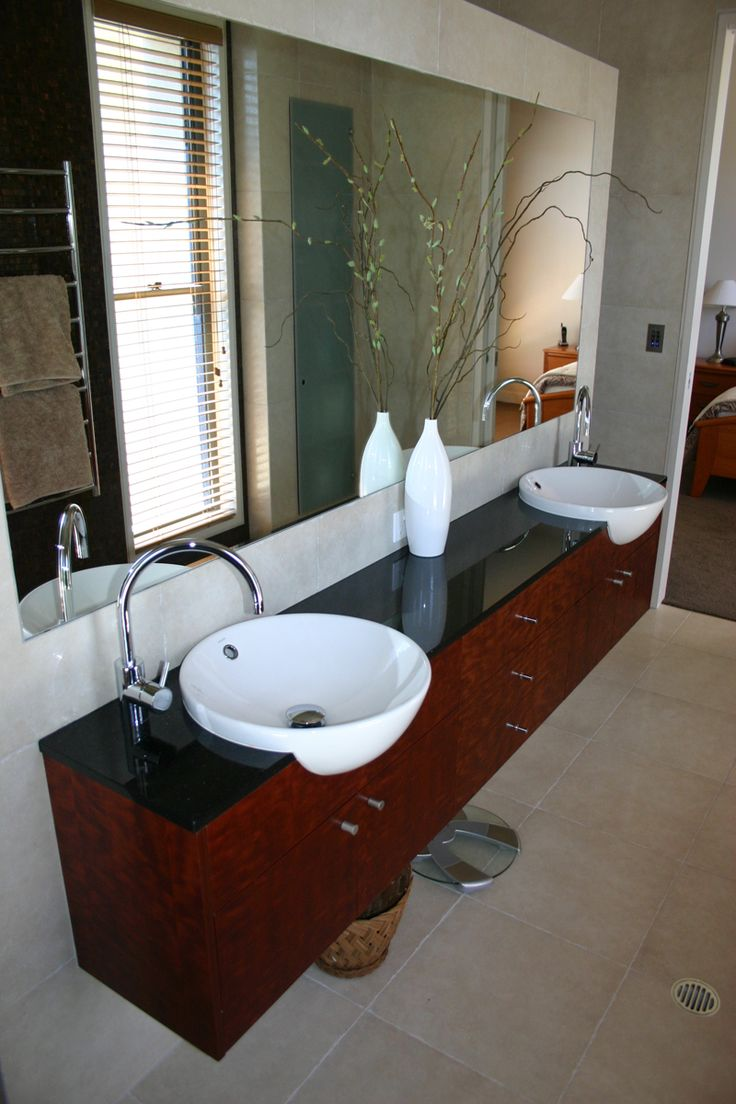 Custom bathroom sinks - Bathroom Vanities Custom Bathroom Vanities Benchmarc Kitchens Joinery Canberra
