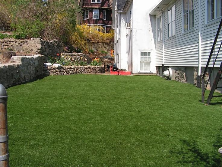 Artificial turf #backyard  In the yard  Pinterest