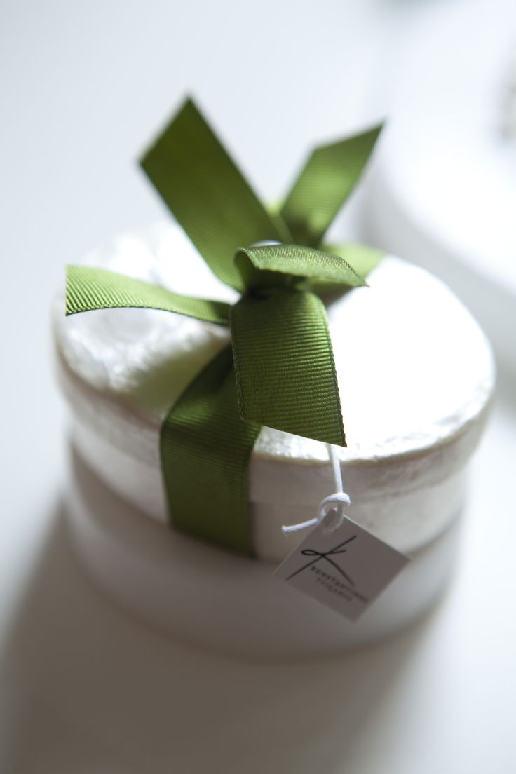 Wedding favor and gift of box of real ivory