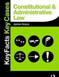 Constitutional and Administrative Law free download by Jamie Grace ISBN: 9780415833233 with BooksBob. Fast and free eBooks download.  The post Constitutional and Administrative Law Free Download appeared first on Booksbob.com.