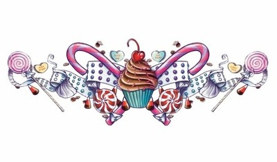 candy tattoo
