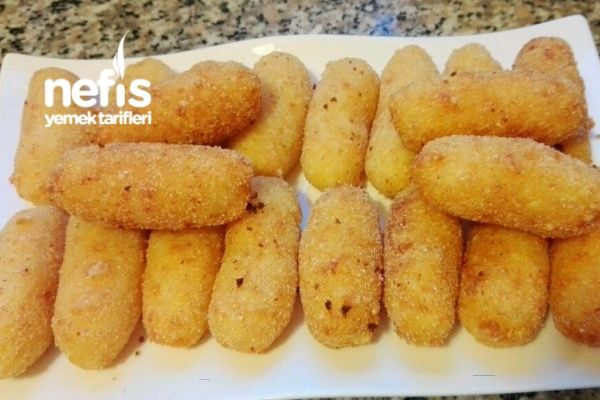 Nefis Patates Kroket Tarifi nasıl yapılır? 9.257 kişinin defterindeki Nefis Patates Kroket Tarifi'nin resimli anlatımı ve deneyenlerin fotoğrafları burada. Yazar: Çiğdemin Tarifleri