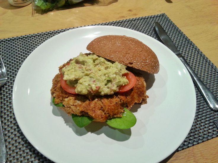 Jummie! Vegetarische hamburgers van kikkererwten & linzen