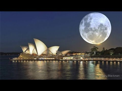 Super moon dates in Sydney