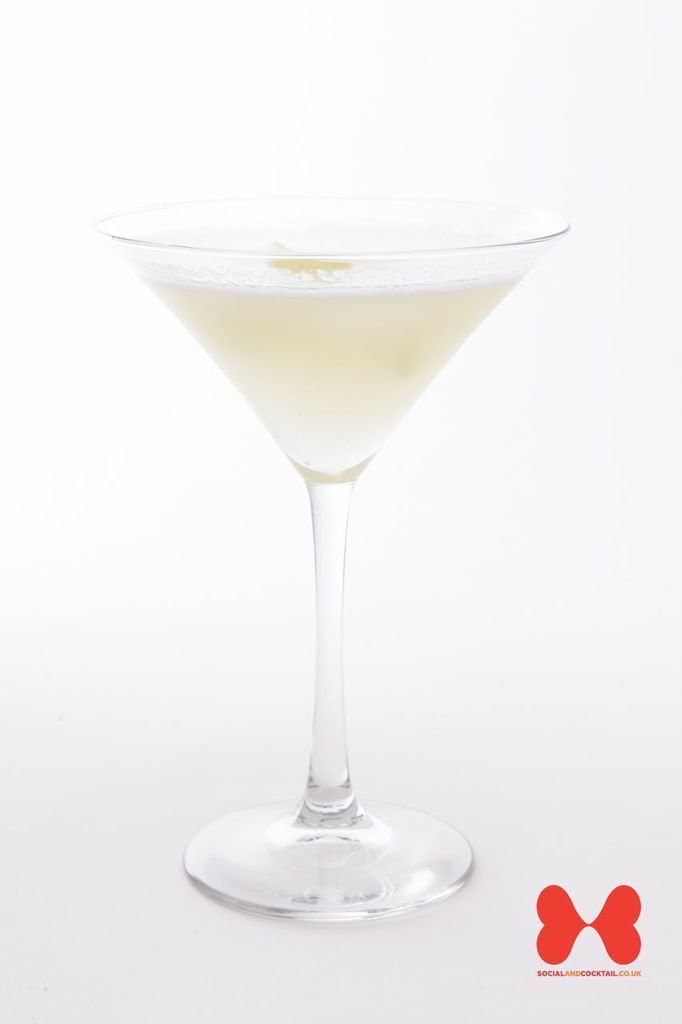 White Lady - Gin, Triple Sec, Lemon Juice, Lemon Rind