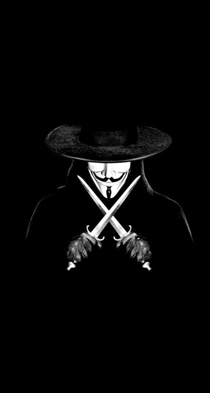V For Vendetta Mask Wallpaper Army 1000+ images ab...