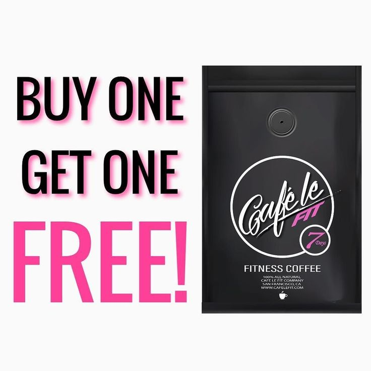CYBER MONDAY SALE @Cafelefit  BUY ONE GET ONE FREE!  On our tasty @Cafelefit Fitness Coffee!  Click link in bio to order @Cafelefit  Order at www.Cafelefit.com  Follow @Cafelefit  #Cafelefit