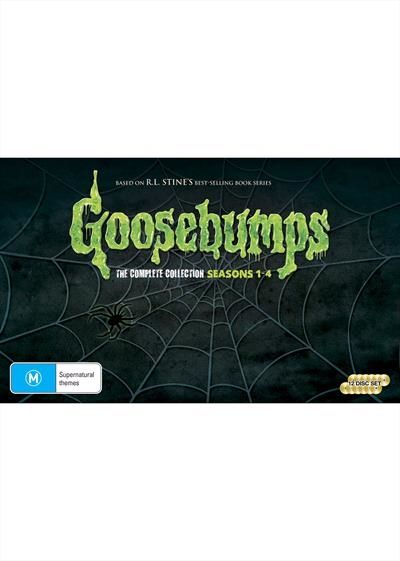 Goosebumps - Complete Collection