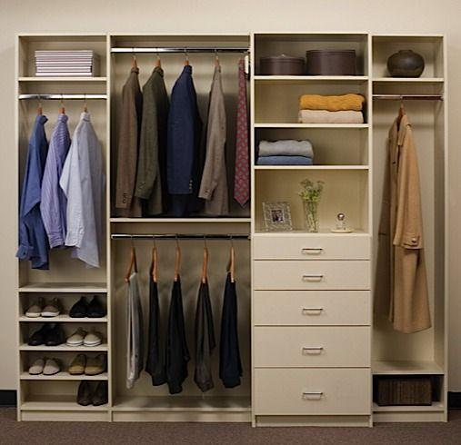 Best 25 Contemporary Closet Organizers Ideas On Pinterest Man - wall closet design