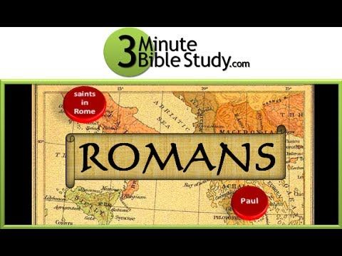 Romans Group Bible Study (Chapter Sixteen) - YouTube