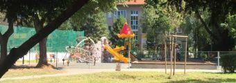 Ihriská a parky | KIDSTOWN