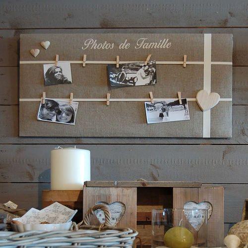 les 25 meilleures id es de la cat gorie accrocher les photos sur pinterest accrocher des. Black Bedroom Furniture Sets. Home Design Ideas