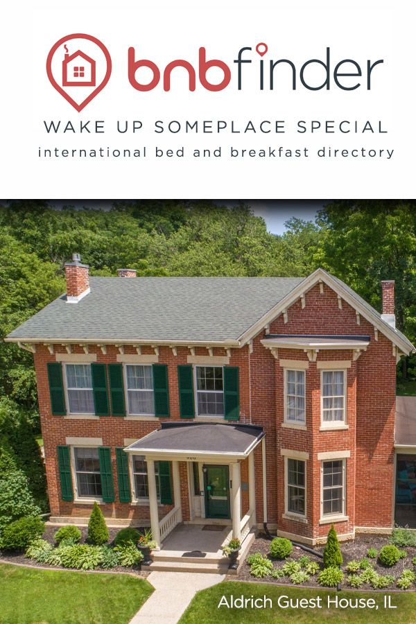 A Premier Galena, IL Bed and Breakfast Aldrich Guest