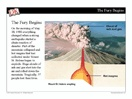 Use this earth science slideshow to introduce the destructive power of a volcanic eruption.